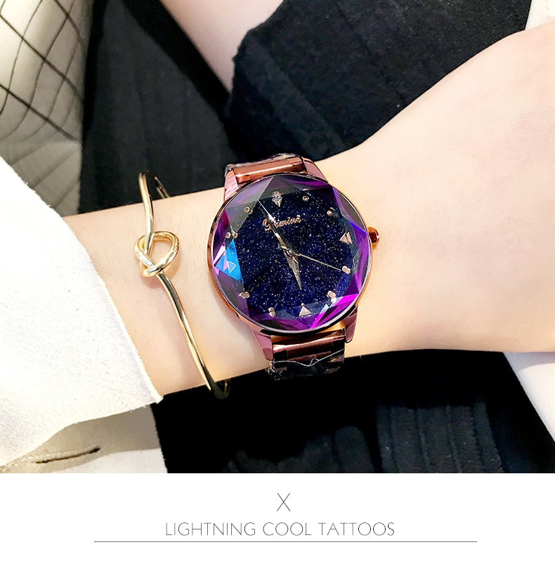 Lunar Luxury Watch