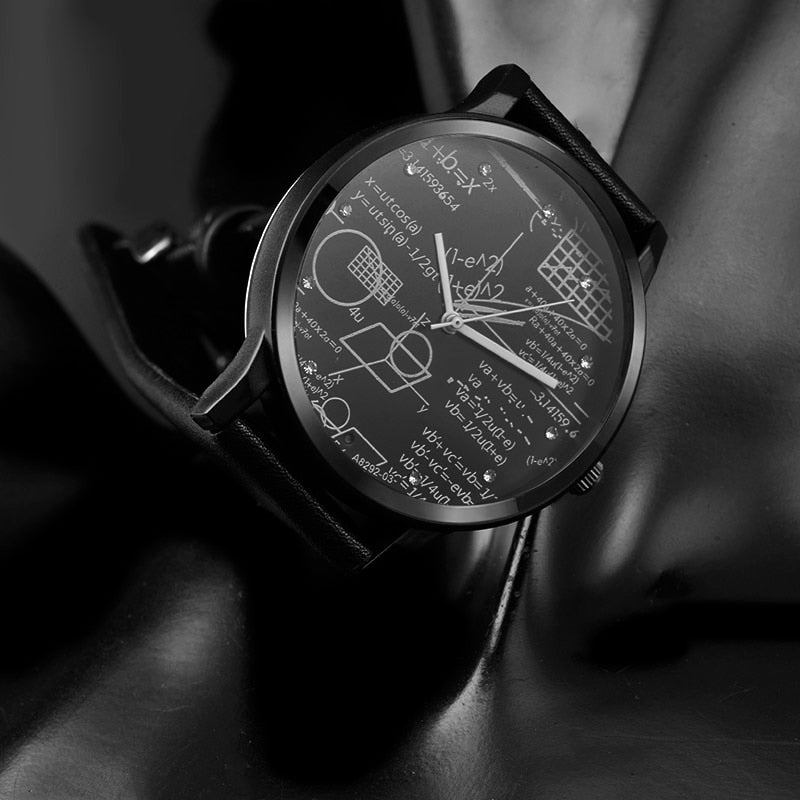 Formula Leather Watch