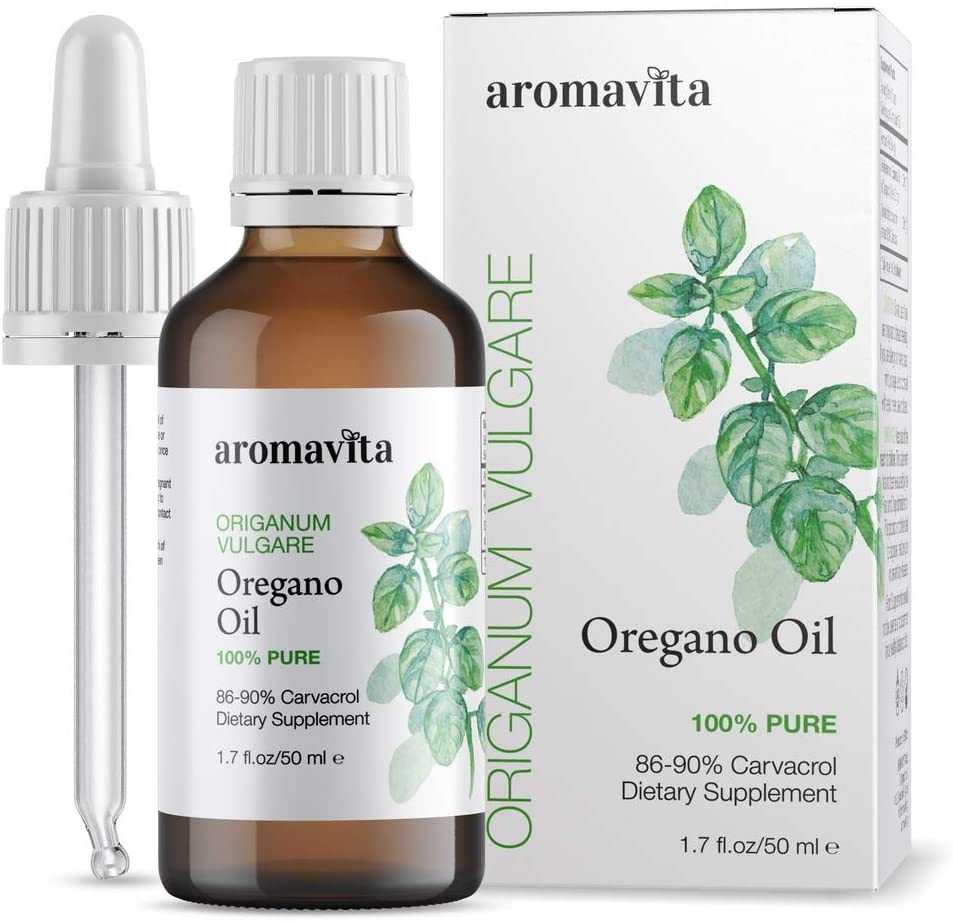 Oregano Leaf Extract, liquid (1oz) - My Simple Changes