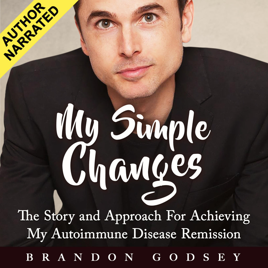 Audiobook (Author narrated) - My Simple Changes