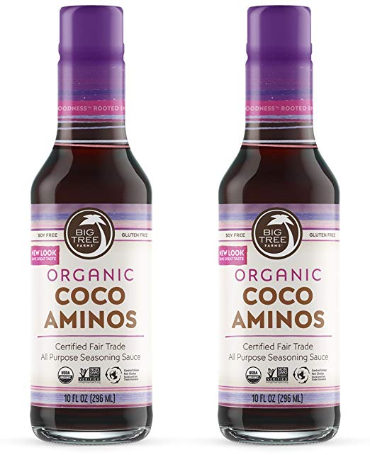Organic Coconut Aminos (2 pack) - My Simple Changes