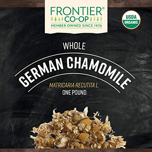 Organic Chamomile Flowers - My Simple Changes
