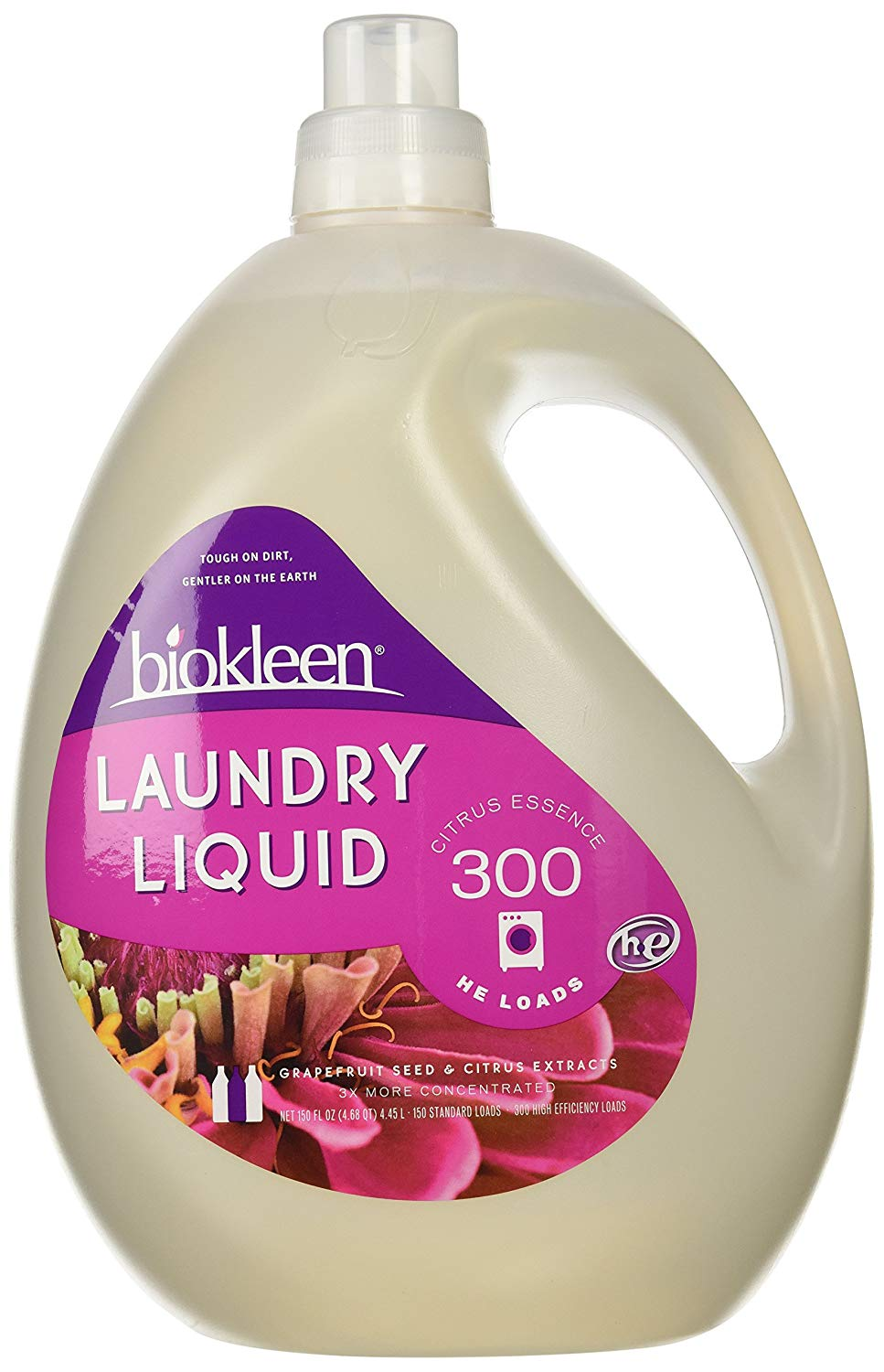 Laundry Detergent Liquid (150 oz) - My Simple Changes
