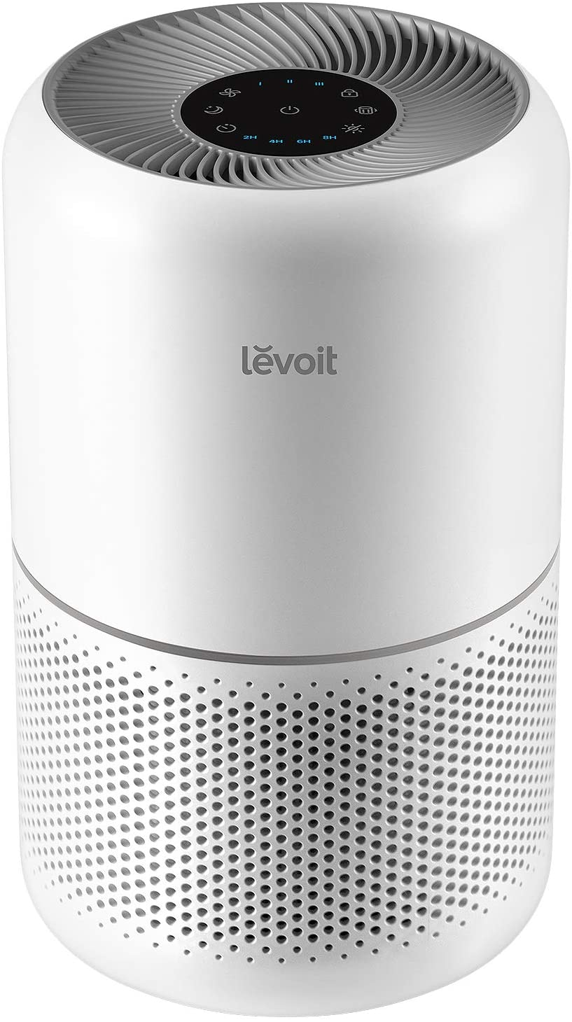 Levolt True Hepa Air Purifier - My Simple Changes