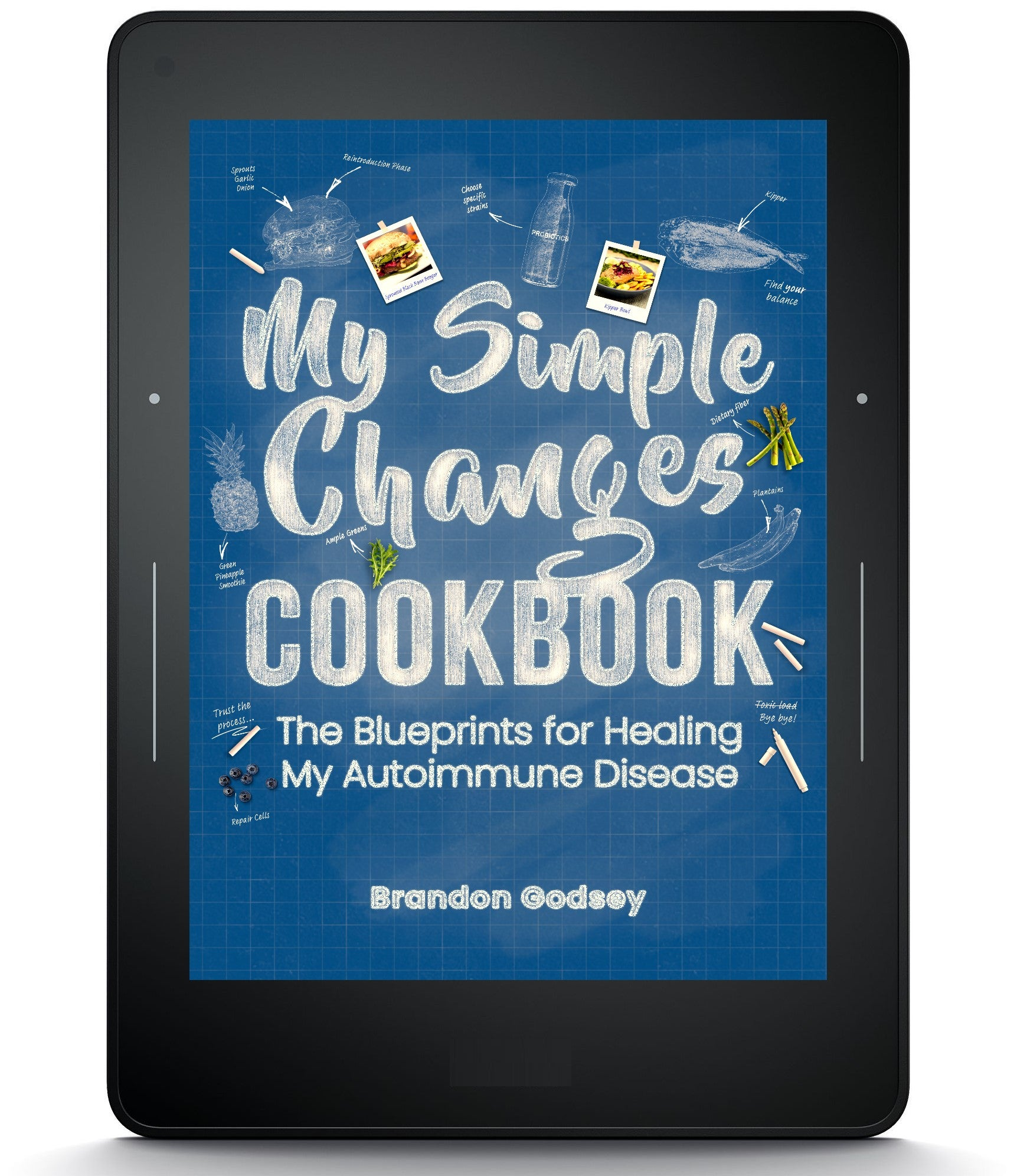 My Simple Changes Cookbook eBook Edition - My Simple Changes