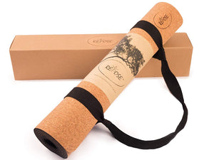 Organic Cork Eco-Friendly Yoga Mat - My Simple Changes