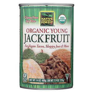 Organic Young Jackfruit (14 oz, pack of 6) - My Simple Changes