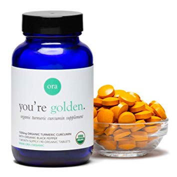 Turmeric Curcumin Pills (90 ct) - My Simple Changes