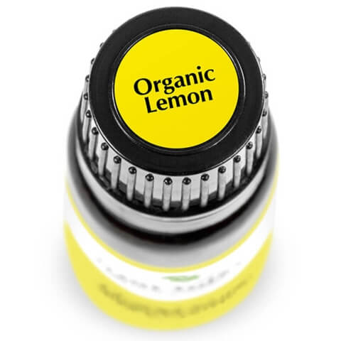 Lemon Organic Essential Oil (10 ml) - My Simple Changes