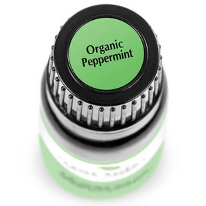Peppermint Organic Essential Oil (30ml) - My Simple Changes