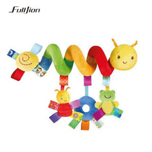 Load image into Gallery viewer, Fulljion Baby Rattles Mobiles Educational Toys For Children Teether Toddlers Bed Bell Baby Playing Kids Stroller Hanging Dolls
