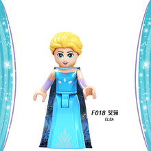 Load image into Gallery viewer, Fairy Tale Princess Belle Ursula Princess Girl Grinch Maleficent Building Blocks Children Toys Compatible Legoings Figures YF30
