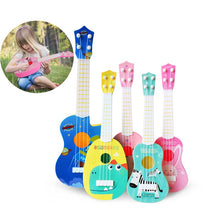 Load image into Gallery viewer, Funny Ukulele Musical Instrument Kids Guitar Montessori Toys for Children School Play Game Education Christmas Birthday Gift