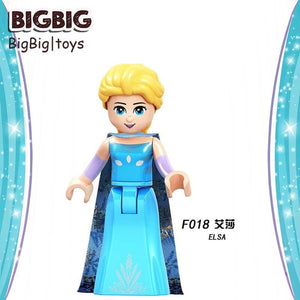 Playmobil Legoing Fairy Tale Princess city Series Building Blocks Figures Compatible with LegoED Friends Toys Bricks for Girls