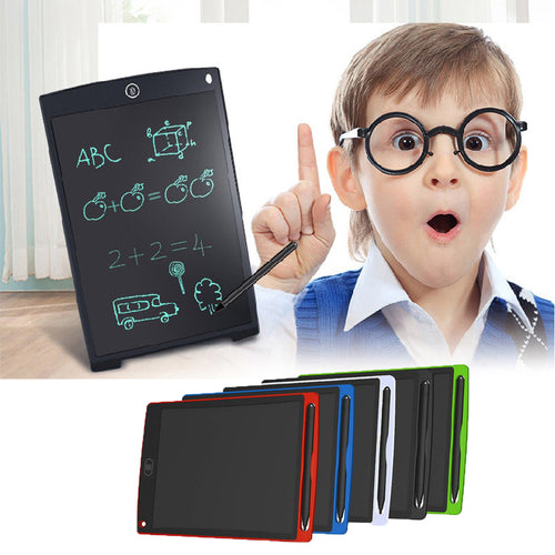 Drawing Toys 8.5 /12 /4.4 /8.8 inch Ultra-thin Tablets Portable lcd Writing E-writer board Children smart Early Educational Kids