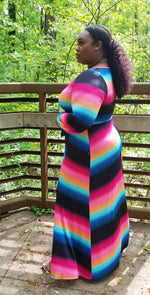 Load image into Gallery viewer, Reignbow Maxi Dress