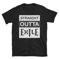 Straight Outta Exile - Path of Exile Meme Tee (Mens)