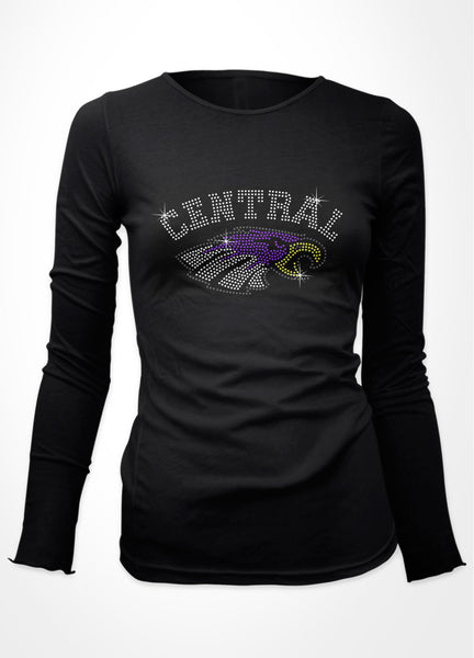 Omaha Central with Eagle
