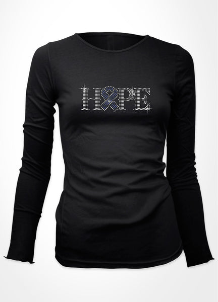 Hope in Blue
