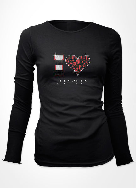 I Heart Braille