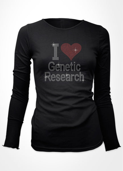 I Heart Genetic Research