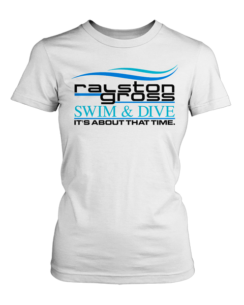 Ralston/Gross Swim & Dive 2015-16 Team Shirts