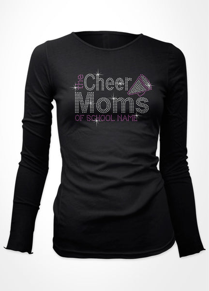 The Cheer Moms of...