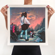 Load image into Gallery viewer, Do You Love Me? signed prints - Small Set of 2