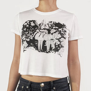 Love Will Keep Us Together t-shirt - Cropped