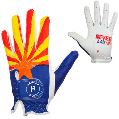 Golf Glove - AZ Sunrise