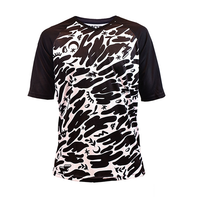 short sleeve mountain bike jersey