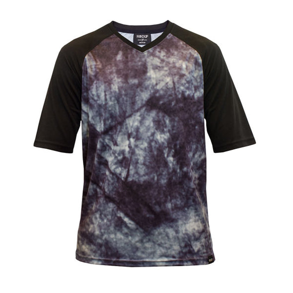 Short Sleeve Jersey - Acid Wash