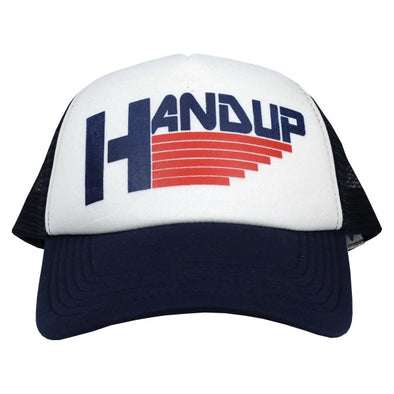 Foam Trucker hat - handup hat - podium hat - mtb hat