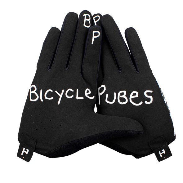 Gloves - Bike Art