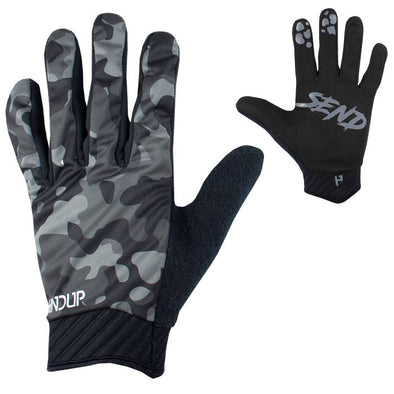 Gloves - Cold Weather - Night Camo