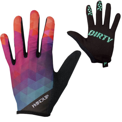 Gloves - Summer Lite - Pink / Teal Prizm
