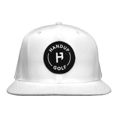 Golf - Pro Performance Hat - White