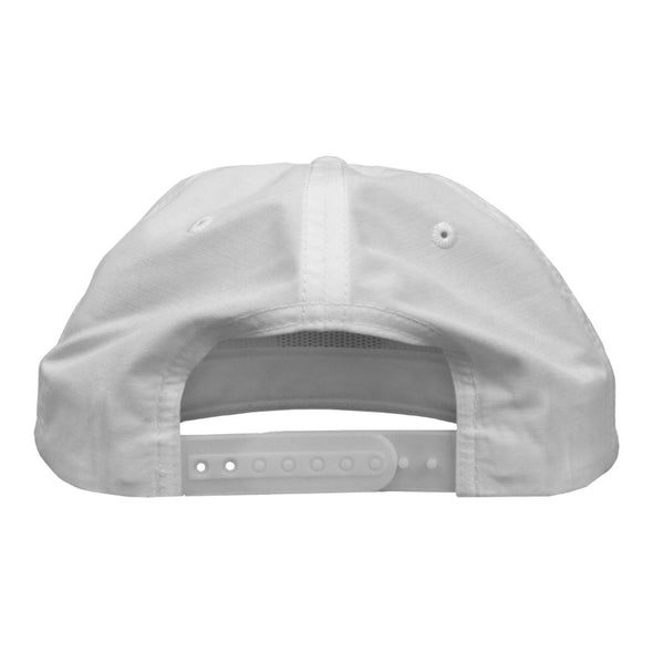 Golf - Nylon Snapback - White
