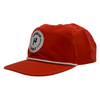 Golf - Nylon Snapback - Red