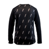 Long Sleeve Jersey - Blackout Bolts