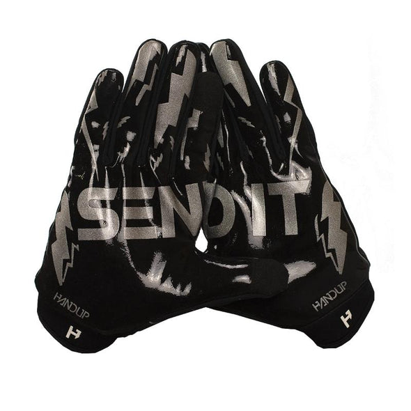 Snow - Front Side Glove - Blackout Bolts