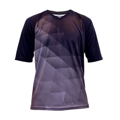 Short Sleeve Jersey - Black Prizm
