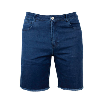 Stretch Jorts - Standard Blue
