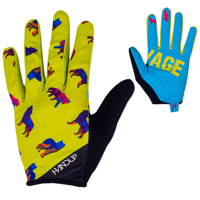 Gloves - Wolfe Pack