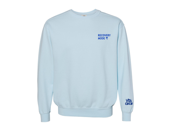 Limited-Edition Vita Coco 'Recovery Mode' Sweatshirt