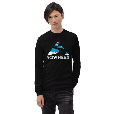 Unisex Long Sleeve Shirt - Large Logo