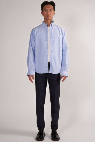 Anton Oxford Shirt navy