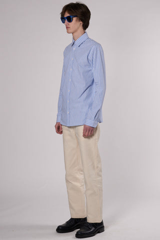Babylon Shirt melange stripe