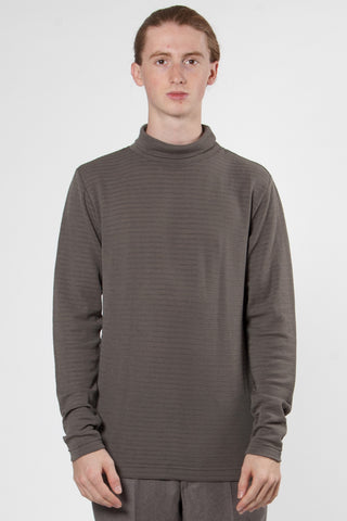 Base Sweater army green