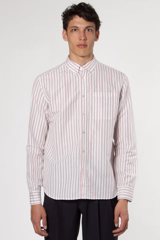 Bellagio Shirt rose stripes
